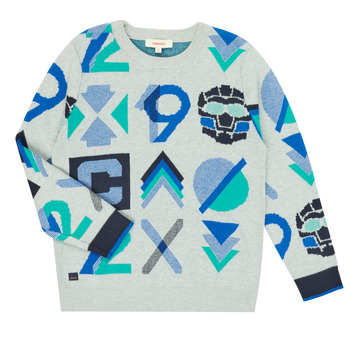 Vêtements Garçon Pulls Catimini CR18034-23-J Multicolore