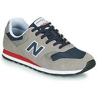 Chaussures Homme Baskets basses New Balance 393 Gris