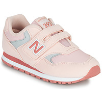 Chaussures Fille Baskets basses New Balance 393 Rose