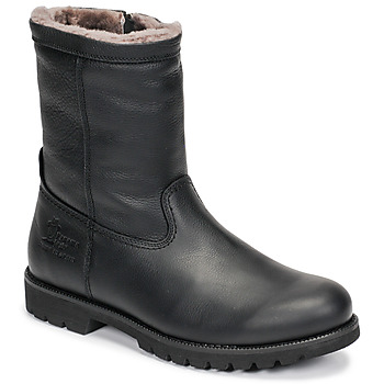 Chaussures Homme Boots Panama Jack FEDRO Noir