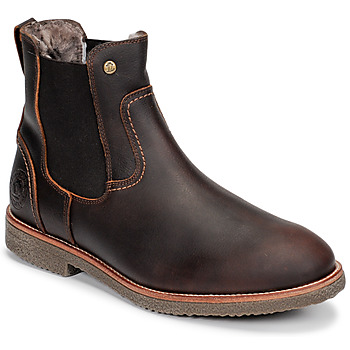 Chaussures Homme Boots Panama Jack GARNOCK Marron