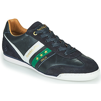 Chaussures Homme Baskets basses Pantofola d'Oro VASTO UOMO LOW Bleu