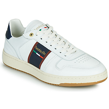 Chaussures Homme Baskets basses Pantofola d'Oro BOLZANO UOMO LOW Blanc