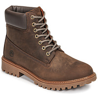 Chaussures Homme Boots Lumberjack RIVER Marron