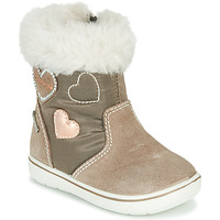 Chaussures Fille Boots Primigi SNORKY GTX Marron