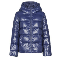 Vêtements Femme Doudounes Benetton 2EO0536G3 Marine