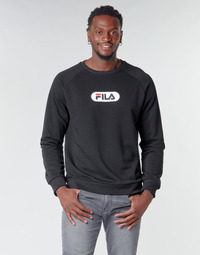 Vêtements Homme Sweats Fila BAHA RAGLAN CREW Noir