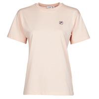 Vêtements Femme T-shirts manches courtes Fila 682319 Rose