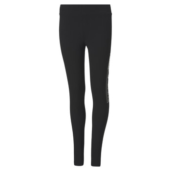 Vêtements Fille Leggings Puma ALPHA LEGGING Noir