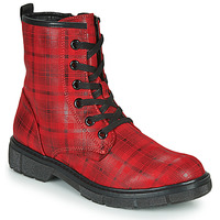 Chaussures Femme Boots Marco Tozzi  Rouge