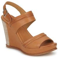 Chaussures Femme Sandales et Nu-pieds Zinda HAPPY Marron