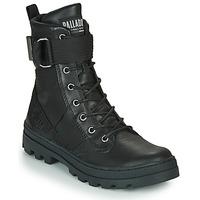 Chaussures Femme Boots Palladium PALLABOSSE TACT STL Noir