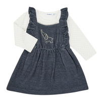 Vêtements Fille Ensembles enfant Noukie's Z050379 Marine