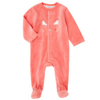 Vêtements Fille Pyjamas / Chemises de nuit Noukie's Z087133 Rose