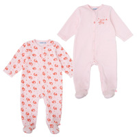 Vêtements Fille Pyjamas / Chemises de nuit Noukie's Z089375 Rose