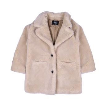 Vêtements Fille Manteaux Le Temps des Cerises IGOR Beige
