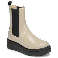 Chaussures Femme Boots Vagabond TARA Beige