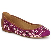 Chaussures Femme Ballerines / babies Zinda ROMY Violet