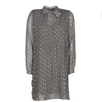 Vêtements Femme Robes courtes Le Temps des Cerises CHANI Gris