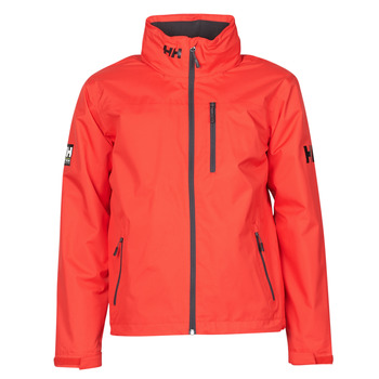 Vêtements Homme Blousons Helly Hansen CREW HOODED MIDLAYER JACKET Rouge