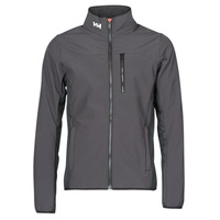 Vêtements Homme Blousons Helly Hansen CREW SOFTSHELL JACKET Gris