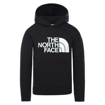 Vêtements Enfant Sweats The North Face DREW PEAK HOODIE Noir