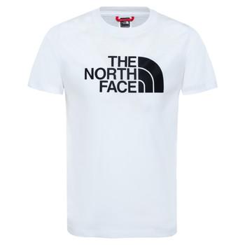 Vêtements Garçon T-shirts manches courtes The North Face EASY TEE Blanc
