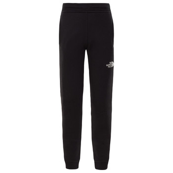 Vêtements Garçon Pantalons de survêtement The North Face FLEECE PANT Noir