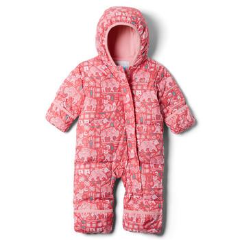 Vêtements Fille Doudounes Columbia SNUGGLY BUNNY Rose