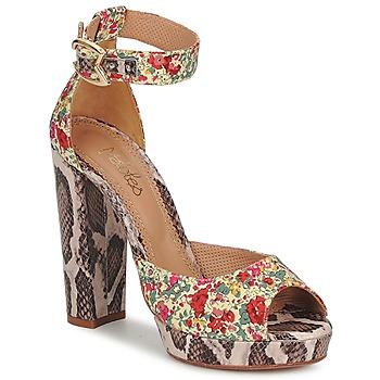 Chaussures Femme Sandales et Nu-pieds Maloles PIRIPI Multi