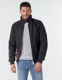 Vêtements Homme Blousons Harrington TAYLOR Marine