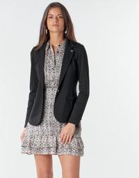 Vêtements Femme Vestes / Blazers Les Petites Bombes ANNE Noir