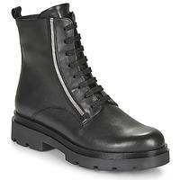 Chaussures Femme Boots Tosca Blu SF2024S470-C99 Noir
