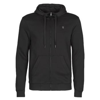 Vêtements Homme Sweats G-Star Raw PREMIUM CORE HDD ZIP SW LS Noir