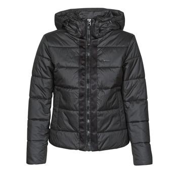 Vêtements Femme Doudounes G-Star Raw MEEFIC HDD PDD JACKET WMN dk black