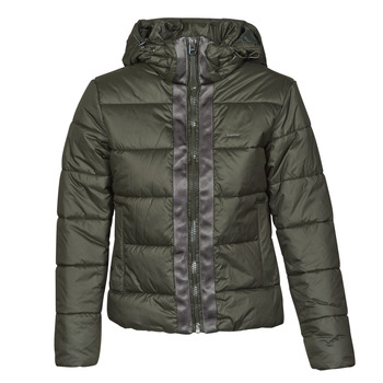 Vêtements Femme Doudounes G-Star Raw MEEFIC HDD PDD JACKET WMN Kaki