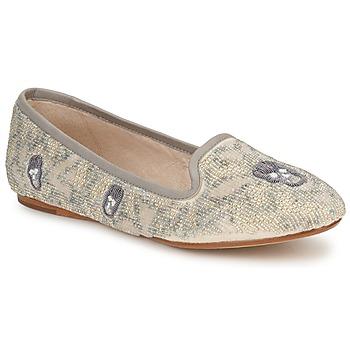 Chaussures Femme Mocassins House of Harlow 1960 ZENITH Beige / Gris
