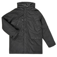 Vêtements Garçon Doudounes Guess L0BL08-WDEH0-JBLK Noir
