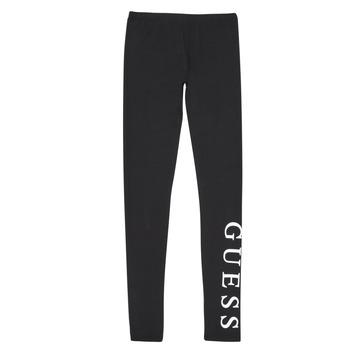 Vêtements Fille Leggings Guess J94B16-K82K0-JBLK Noir