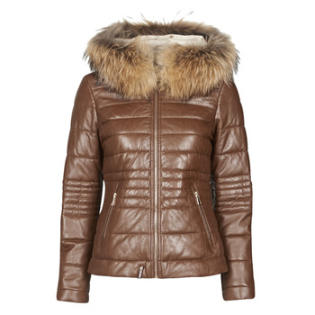 Vêtements Femme Doudounes Oakwood JELLY Cognac