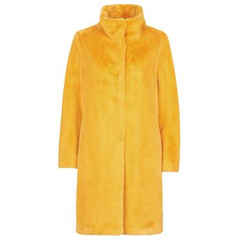Vêtements Femme Manteaux S.Oliver 05-009-52 Jaune
