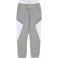 Vêtements Garçon Pantalons de survêtement BOSS J24664 Gris