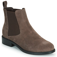 Chaussures Femme Boots Spot on F50979 Marron