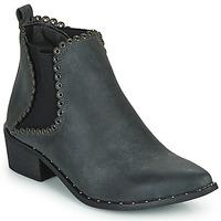Chaussures Femme Bottines Spot on F50939 Noir