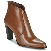 Chaussures Femme Bottines Muratti ABRIL Cognac