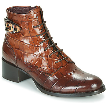 Chaussures Femme Boots Muratti Abygael Gold