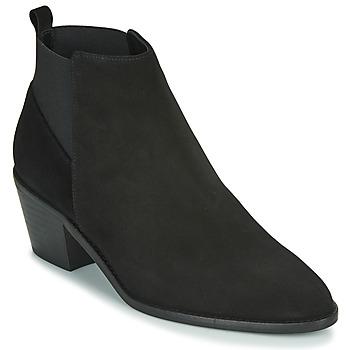 Chaussures Femme Bottines Castaner GEORGIA Noir