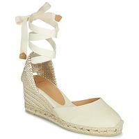 Chaussures Femme Sandales et Nu-pieds Castaner CARINA Ivoire
