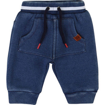 Vêtements Garçon Pantalons 5 poches Timberland T94736 Bleu