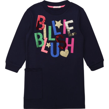 Vêtements Fille Robes courtes Billieblush / Billybandit U12580 Bleu